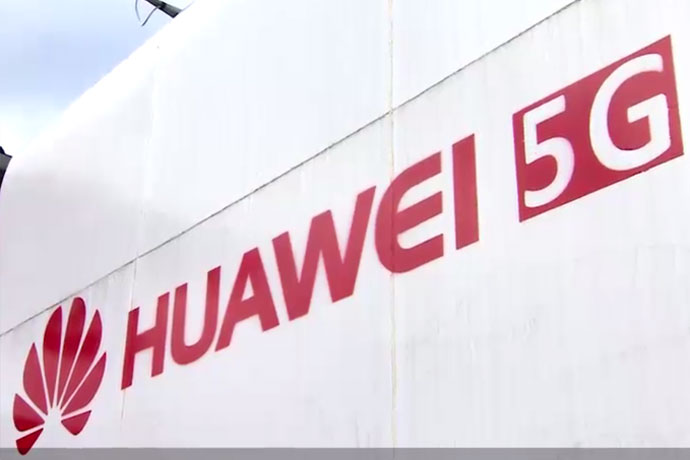 Huawei, CCTV, China Mobile jointly test 4K live streaming on