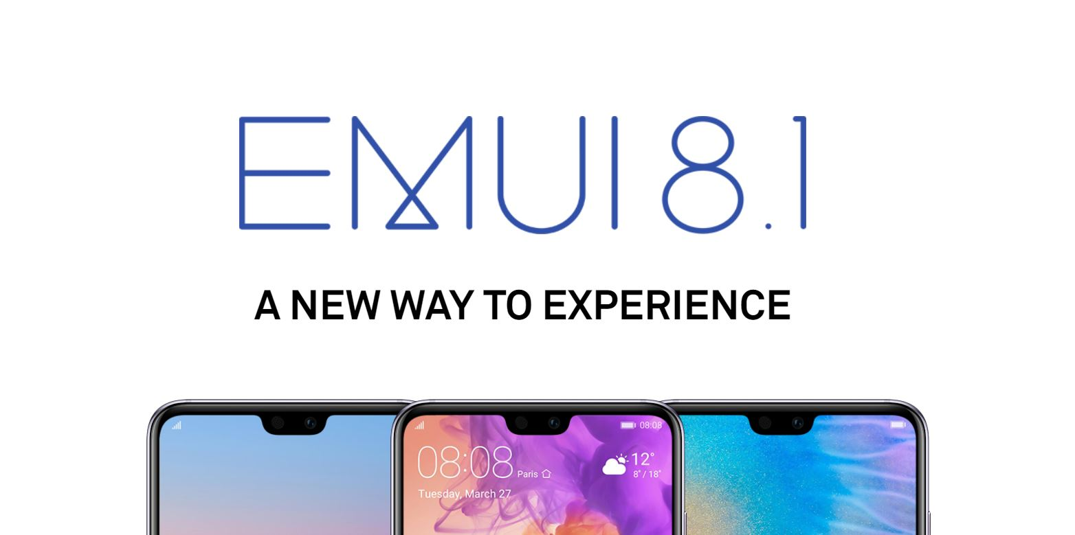 Here are the top new features rolling out with EMUI 8 1 update
