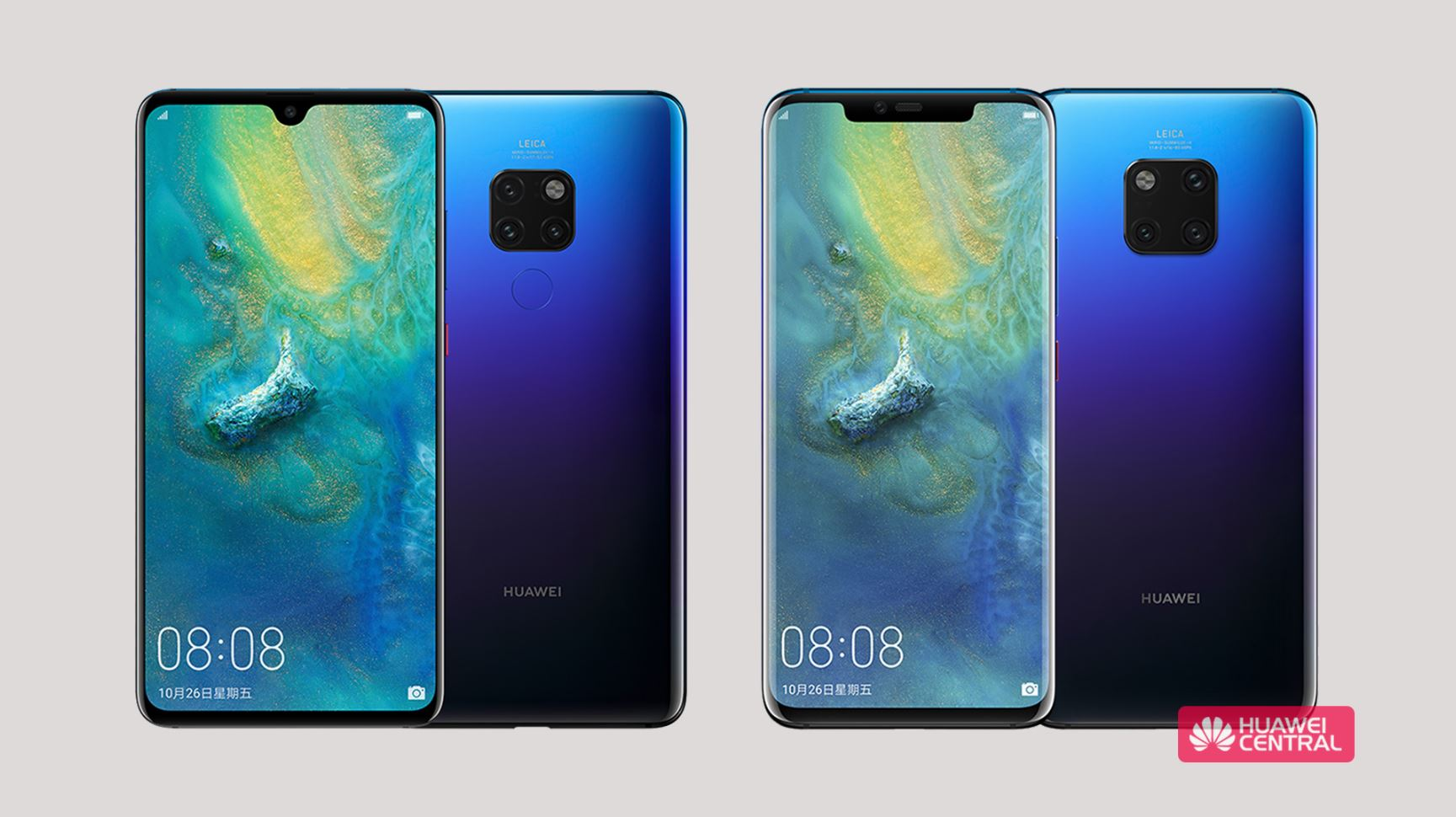 Ark Compiler and EROFS update for Mate 20 series will start to