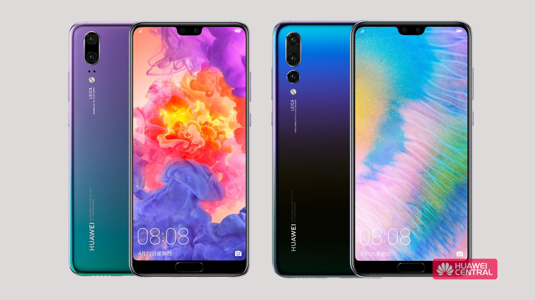 Dear Huawei P20/P20 Pro users, are you still waiting for the