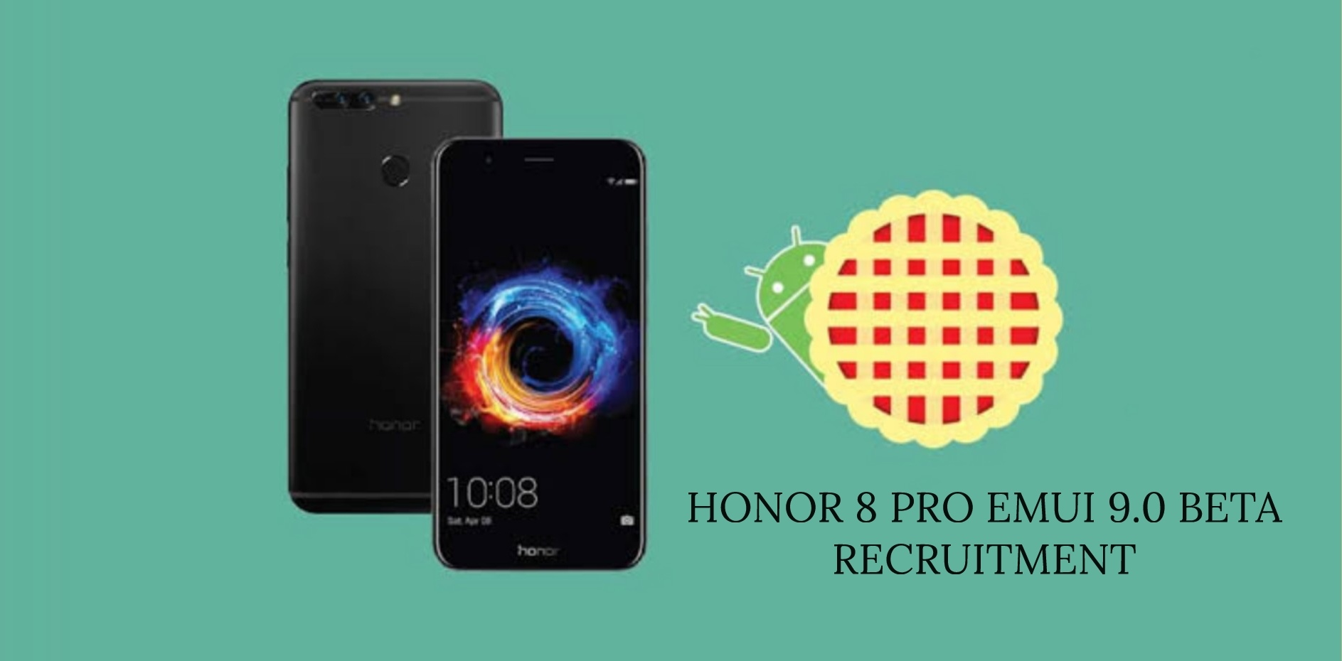 EMUI 9 0 beta is now available for the Honor 8 Pro - Huawei Central