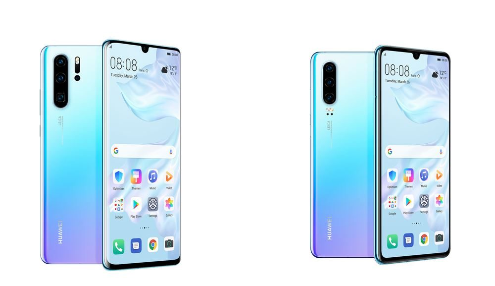 How To Add Watermarks to Photos on Huawei P30 and P30 Pro