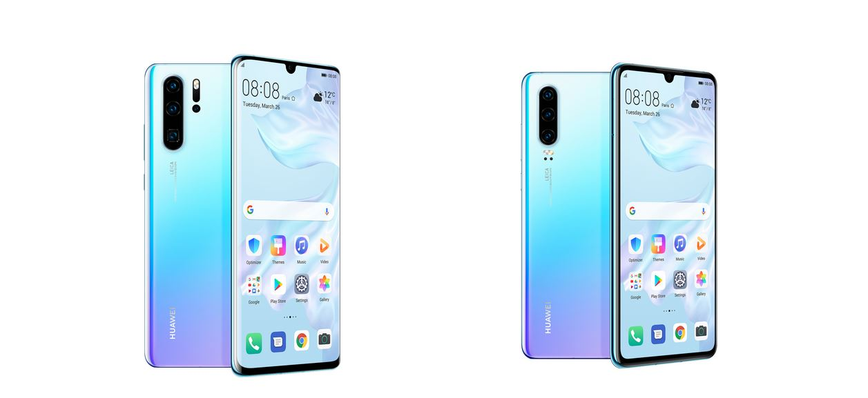 How to use split-screen mode on Huawei P30 and Huawei P30