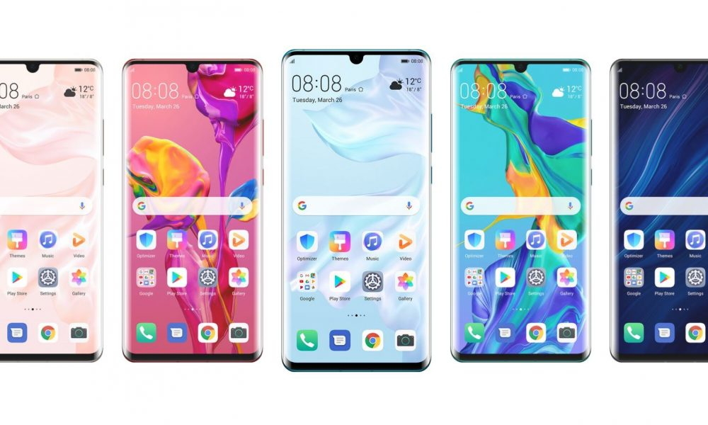 Download Huawei P30 Series Wallpapers Huawei Central