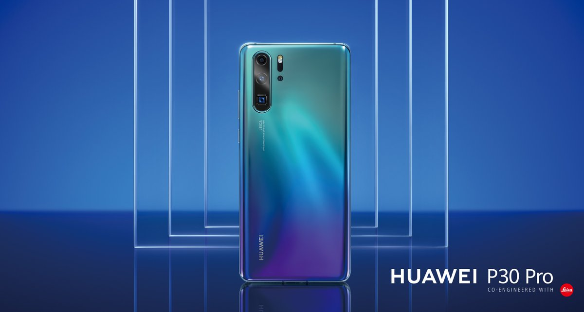 Huawei P30 and P30 Pro getting a new update EMUI 9 1 0 186