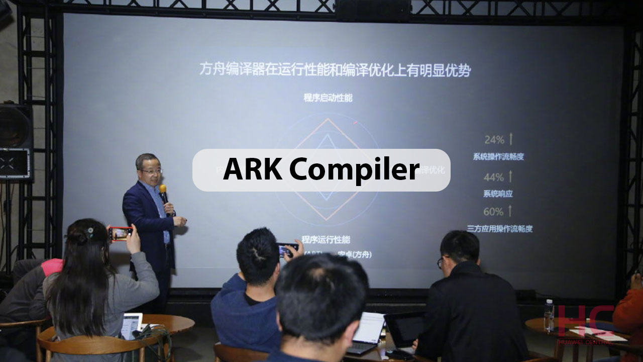 ARK Compiler: Huawei's self-developed Android application compiler