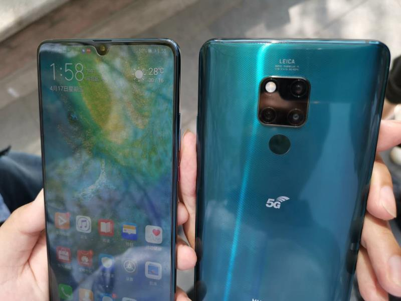 Mate 20X 5G will be Huawei's first 5G smartphone, launch confirmed