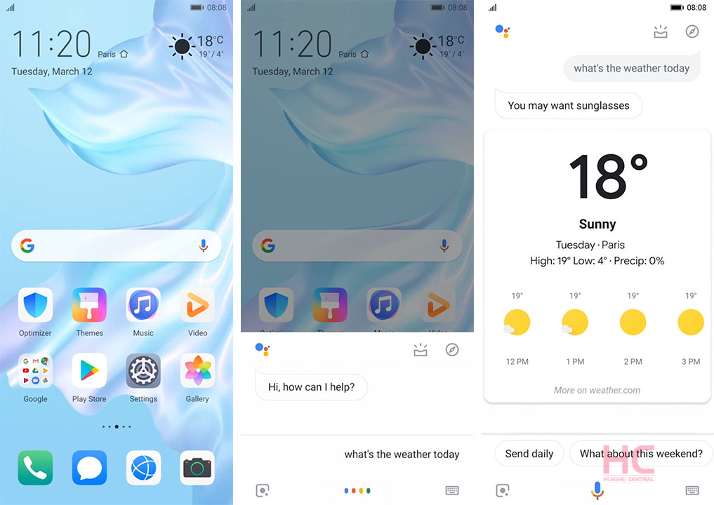 EMUI 9 1: Three new AI features that you should know about - Huawei
