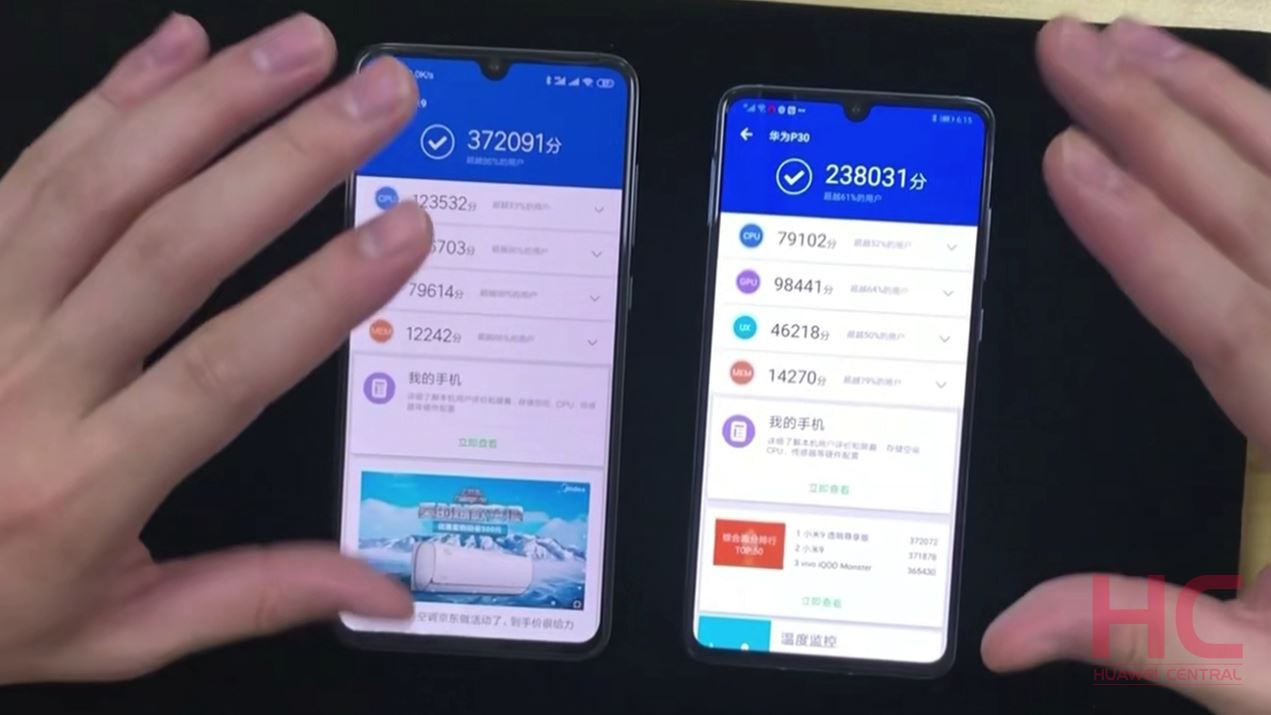 EMUI 9 holding back Kirin 980 powered Huawei devices from showing