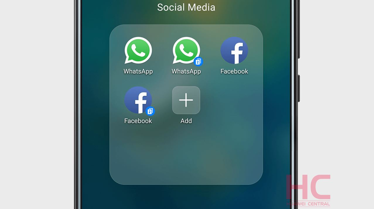 EMUI 9 1: How to use two social media accounts at once - Huawei Central