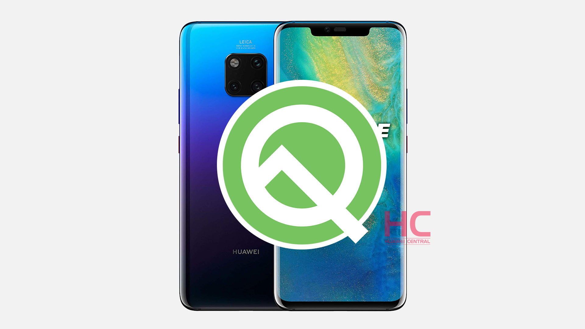 How to install Android Q Beta on Huawei Mate 20 Pro - Huawei