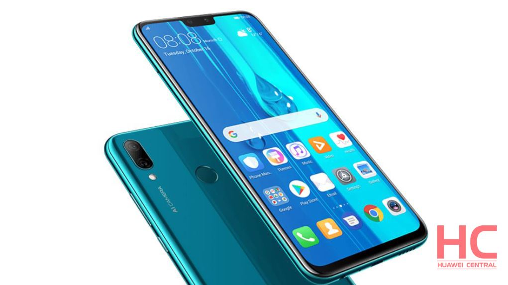 Huawei Y9 (2019) now receiving EMUI 9 update - Huawei Central