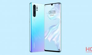 How To Add Watermarks to Photos on Huawei P30 and P30 Pro - Huawei
