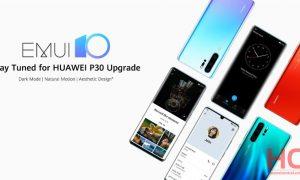 Huawei P20 and Huawei P20 Pro getting EMUI 9 1 Beta update