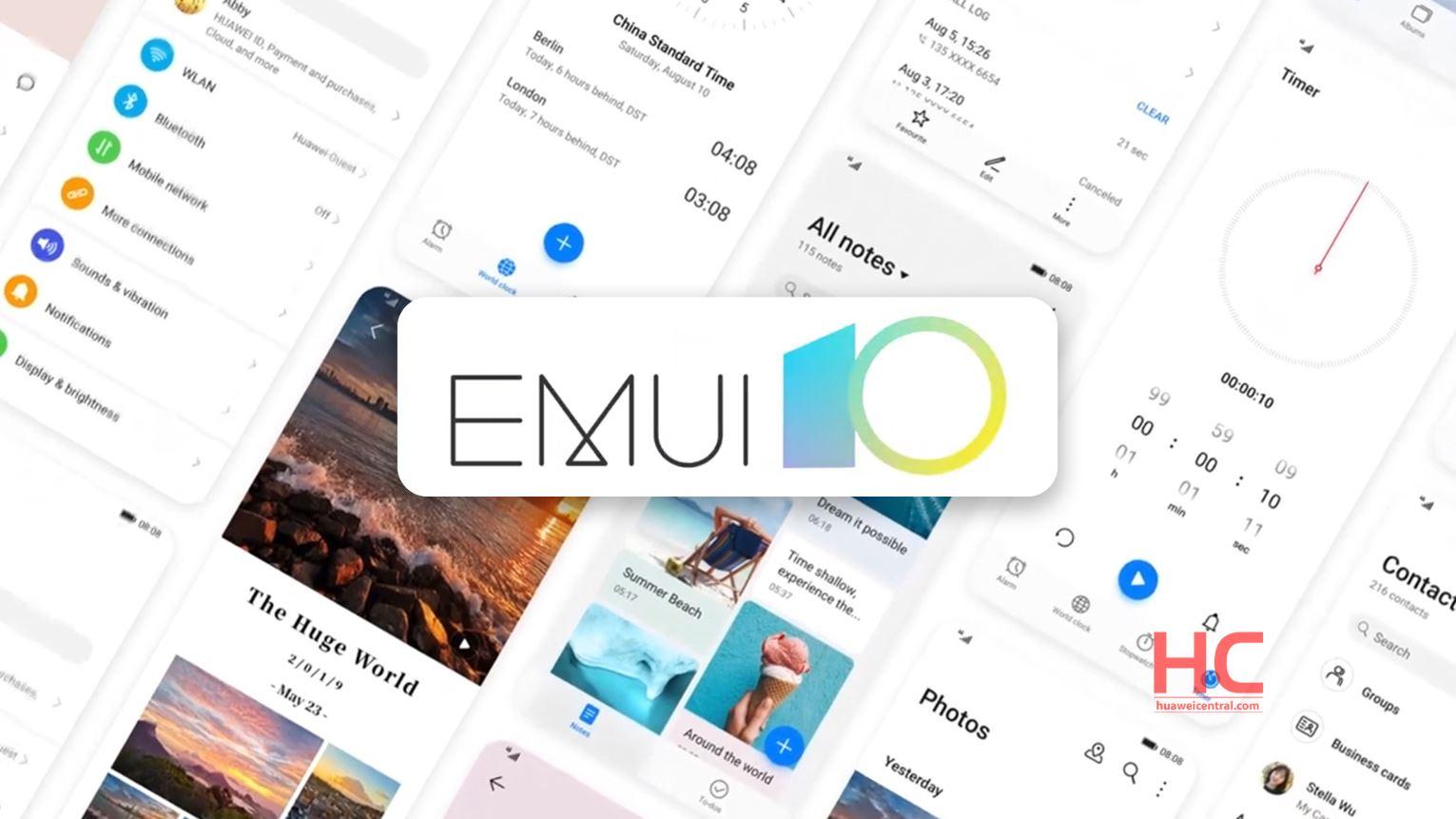 How To Download And Install Emui 10 0 Step By Step Huawei Central