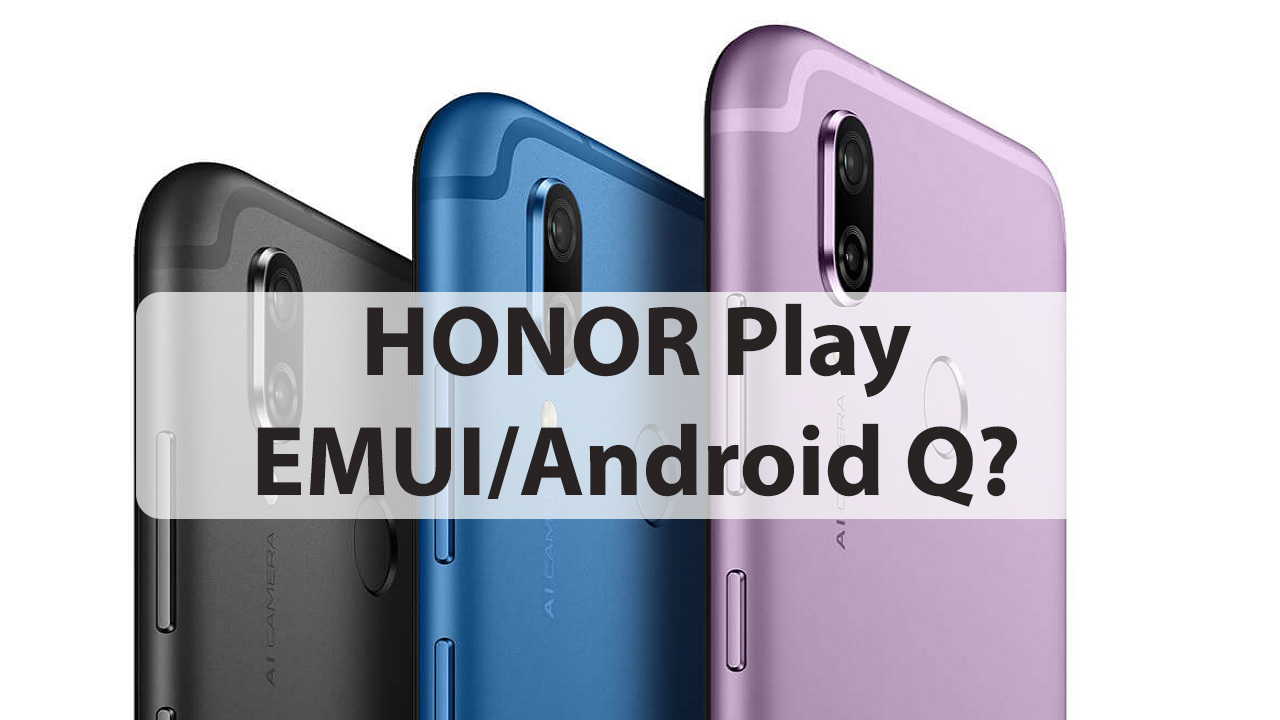honor play emui 10