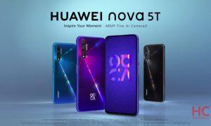 Huawei Mate 10 series users are getting EMUI 9 1 update in