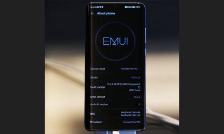 huawei p30 emui 10 update