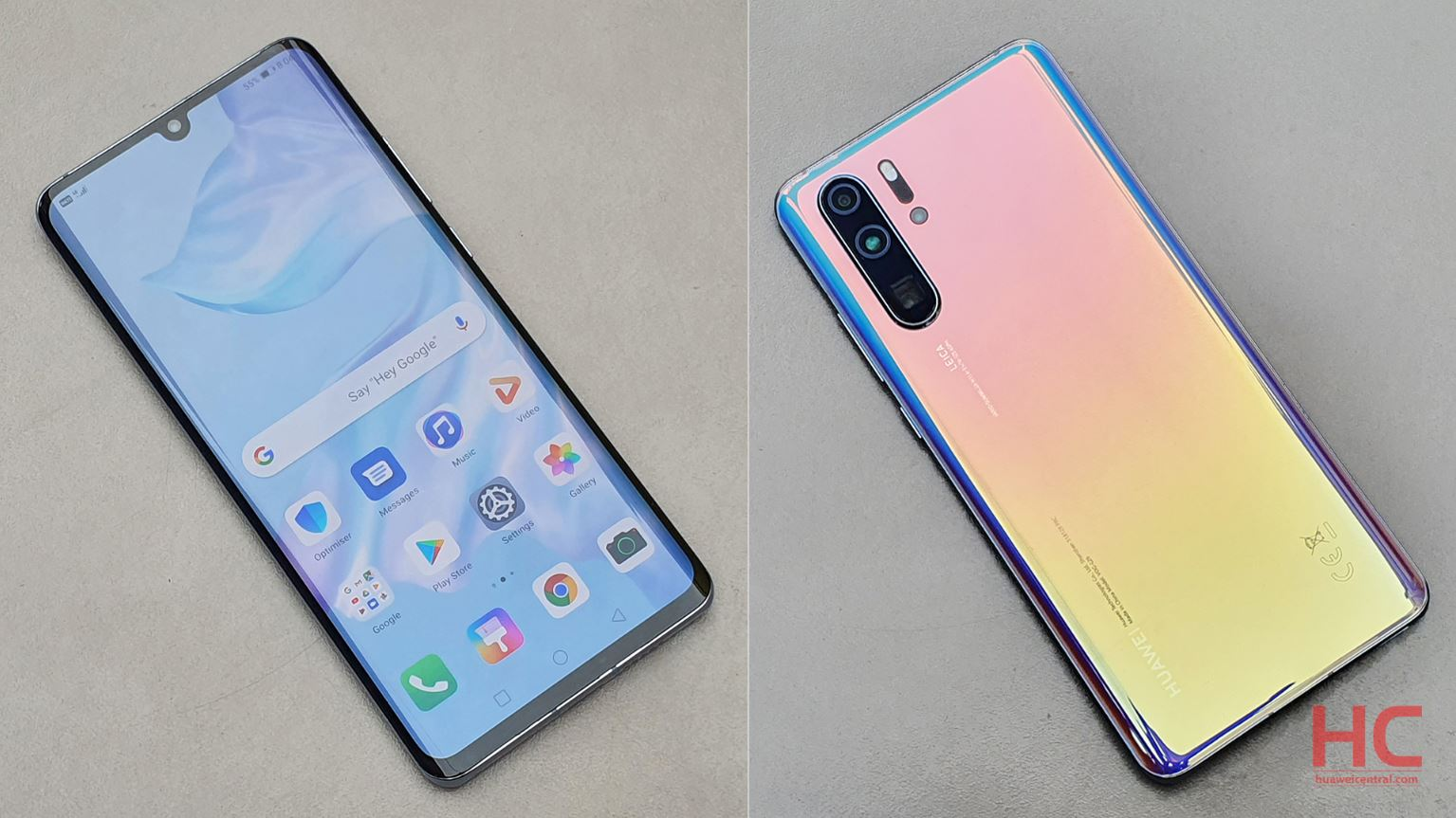 Breaking: Huawei P40 series will come with HarmonyOS, if not