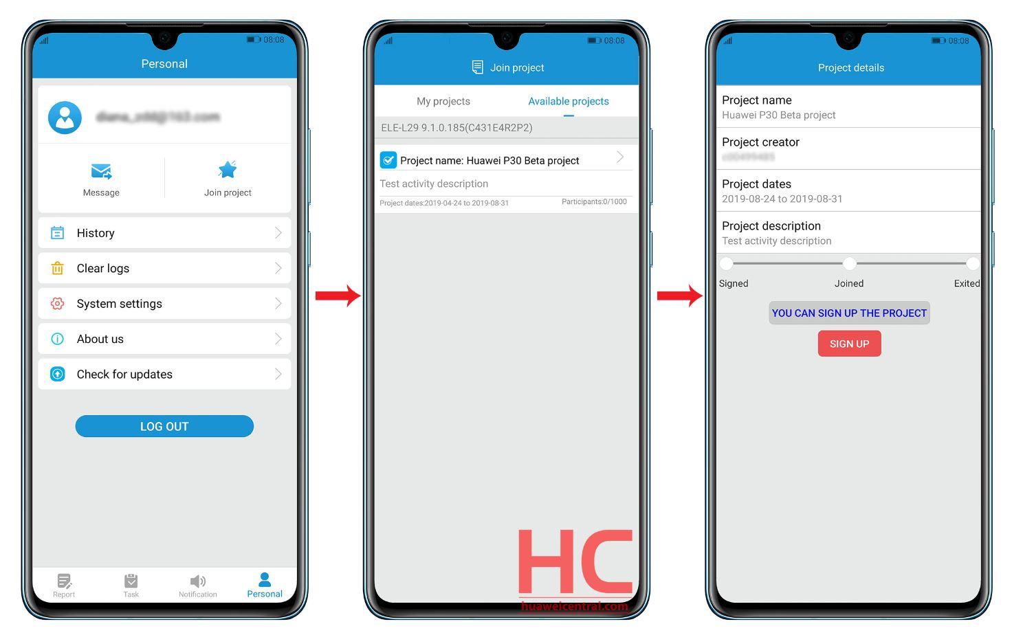 How To Download And Install Emui 10 Beta Huawei Central