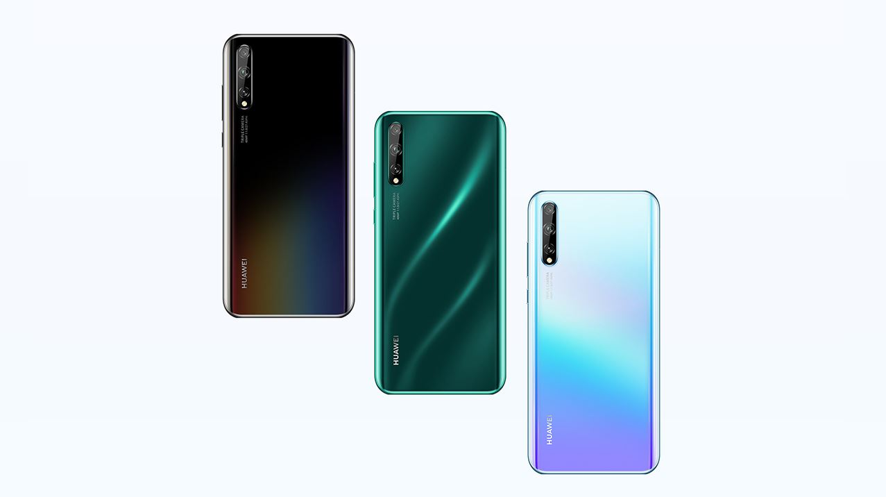 February 2021 security update released for Huawei Enjoy 10S smartphones