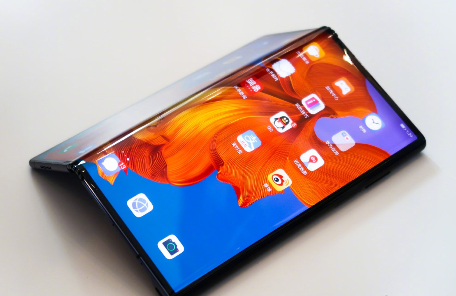 Image result for Here's when we might expect the Huawei Mate X 2 to launch