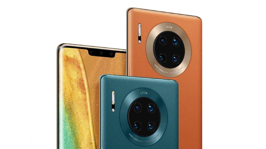 Huawei Mate 30 серии
