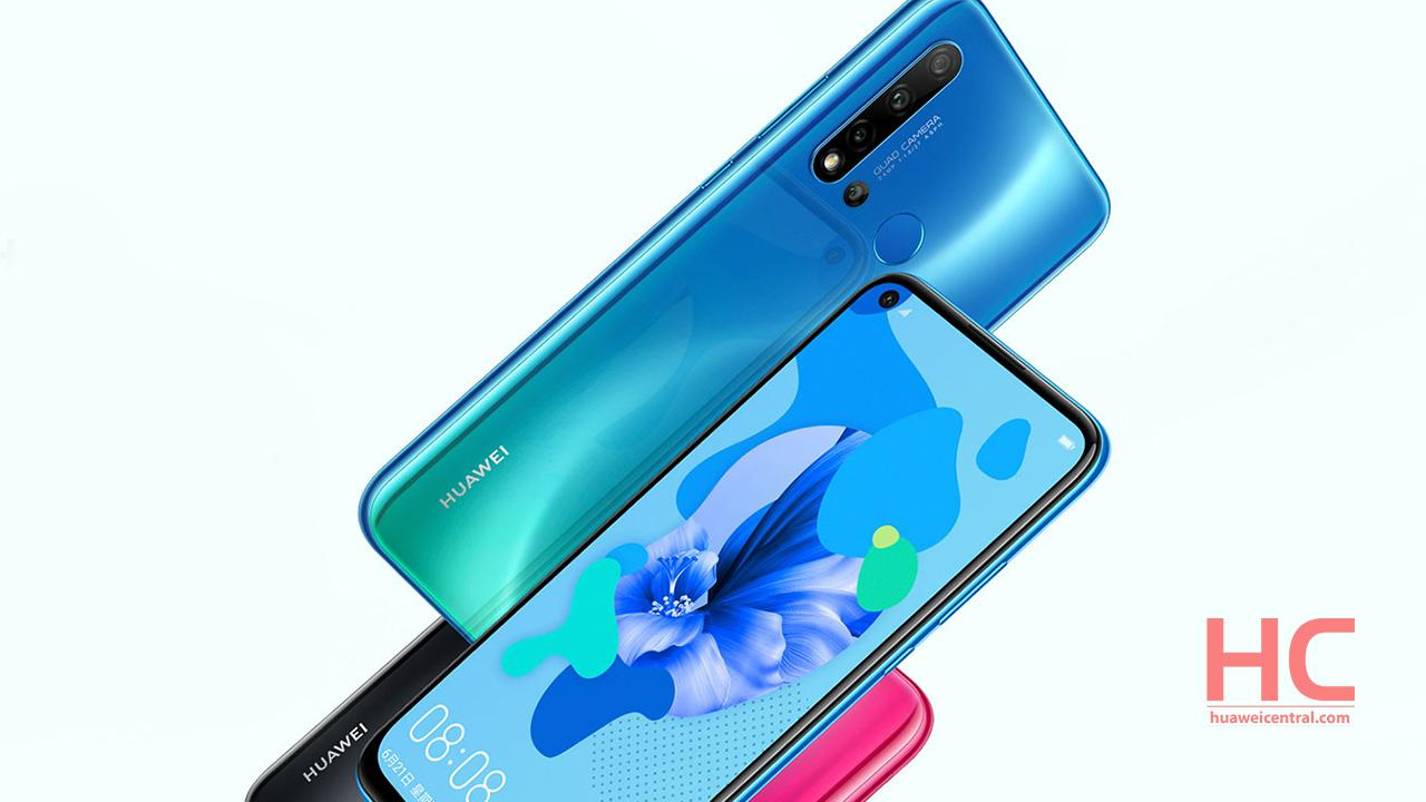 February 2021 security update starts to rollout for Huawei Nova 5, 5i Pro and 5z users