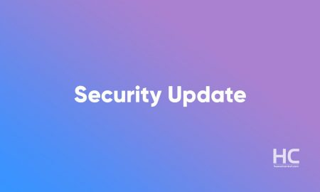 Huawei Security Update
