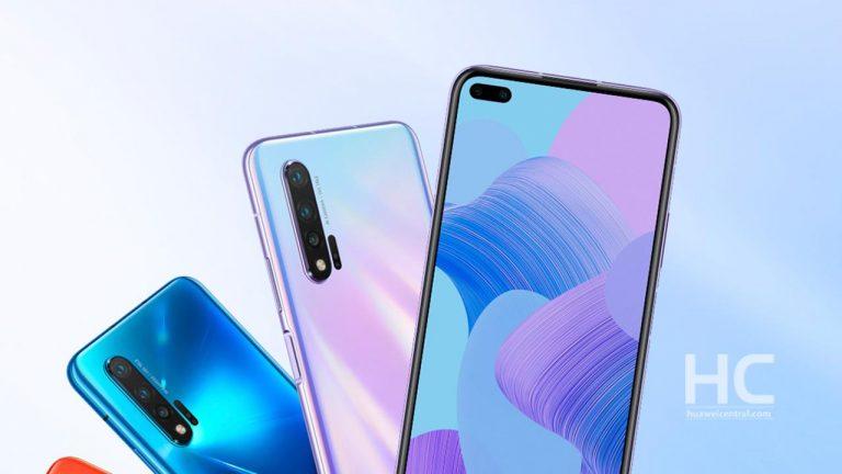 Huawei Nova 6 Series