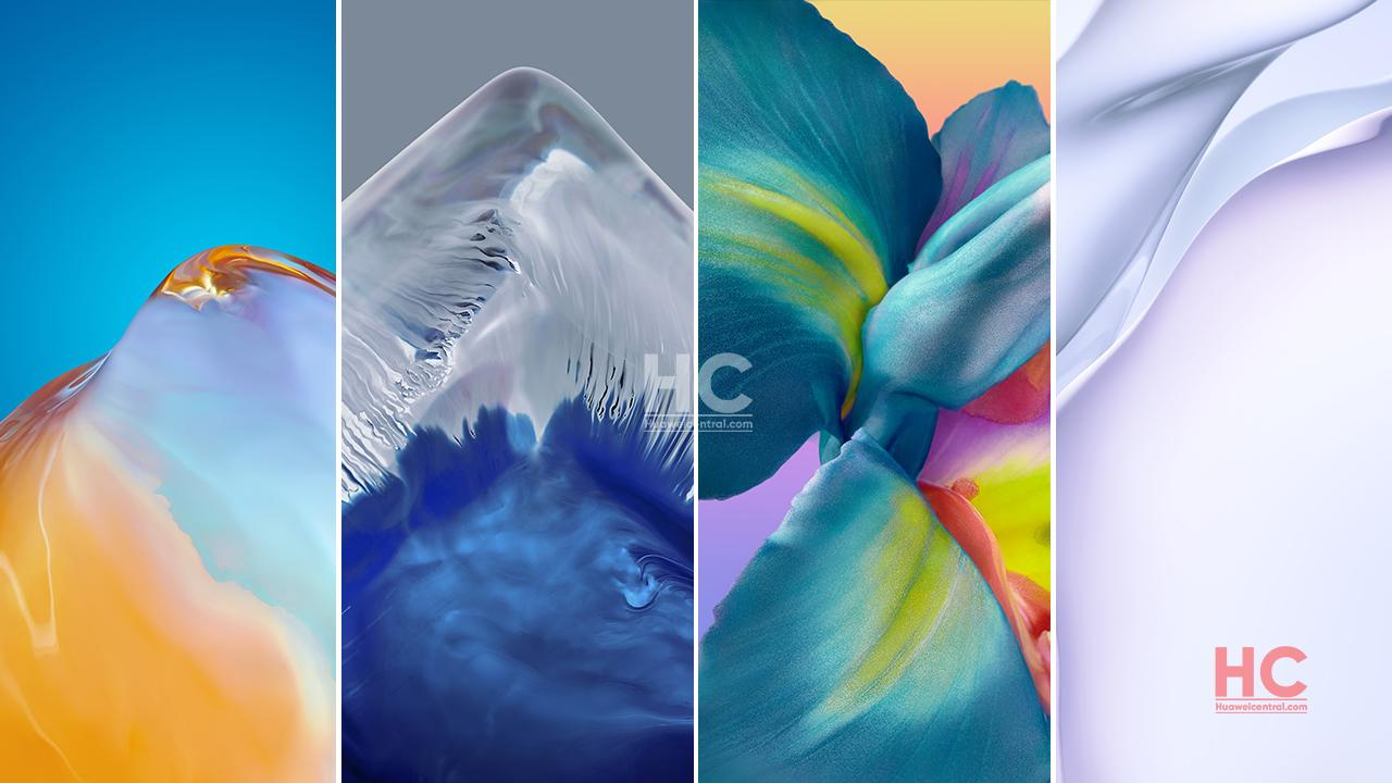 Download The Huawei P40 Series Stock Wallpapers Huawei Central