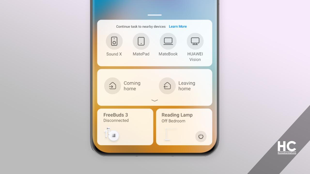Multi Device Control Panel