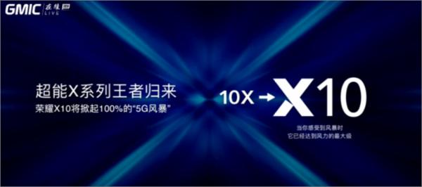 Huawei X10 Series renaming