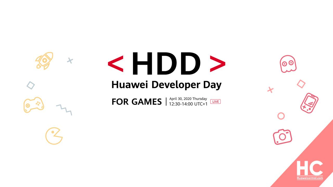 Huawei Developer Day for Games
