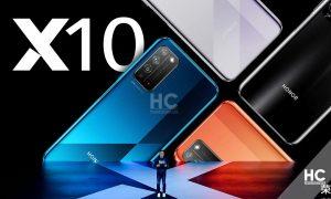 Honor X10