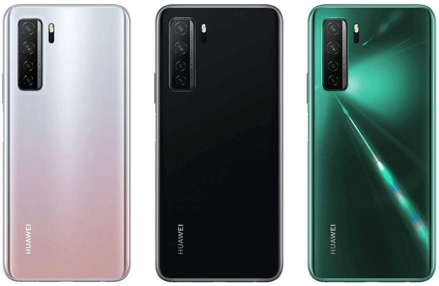Huawei P40 Lite 5G on EMUI 10.1 getting new software update with display, system and security improvements