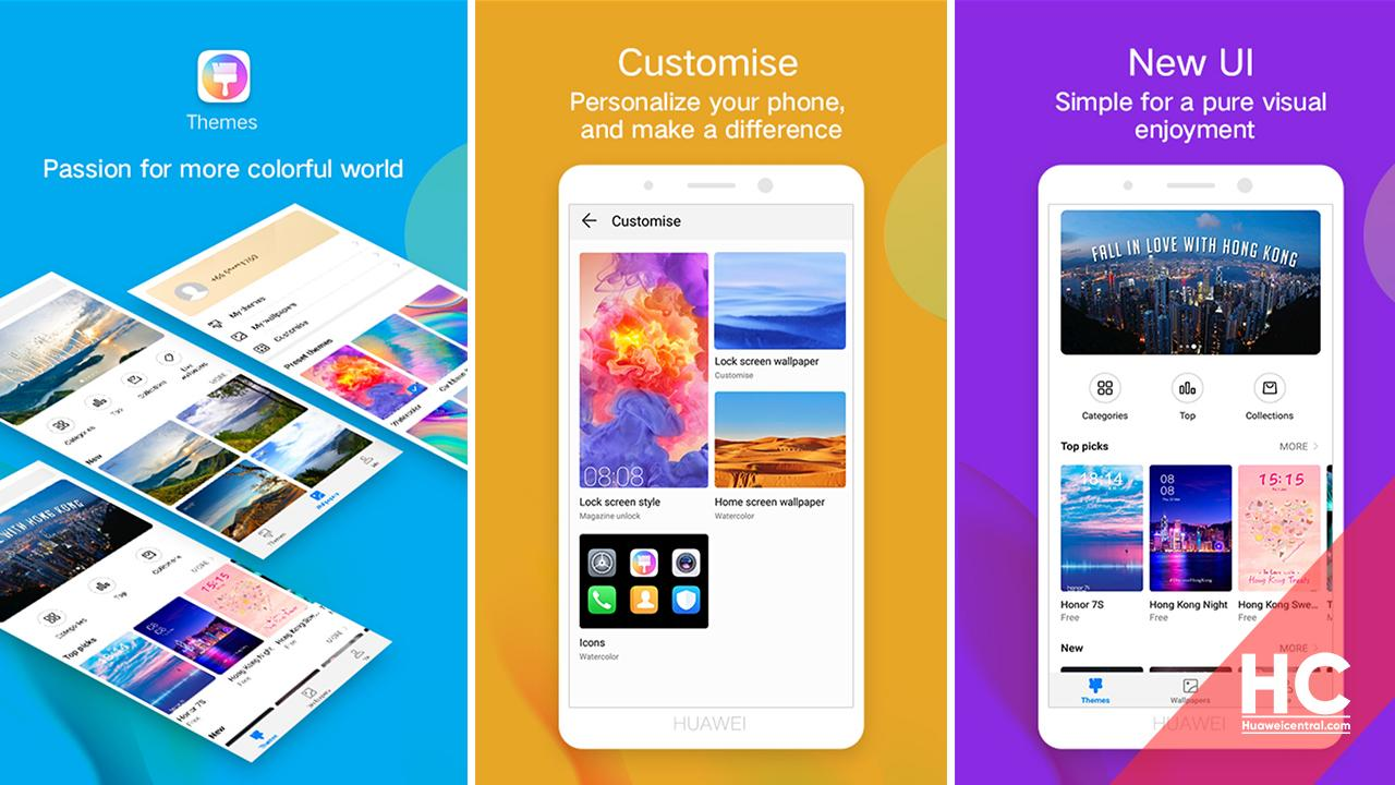 Themes app updated to version 10.0.14.305