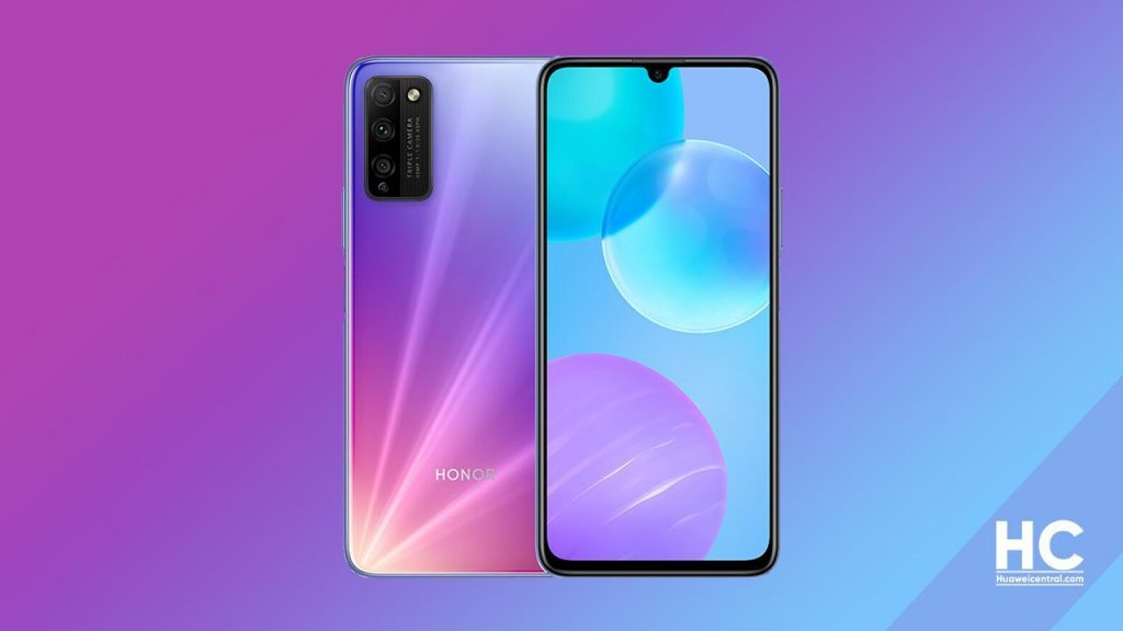 Honor 30 Lite (Youth Edition)
