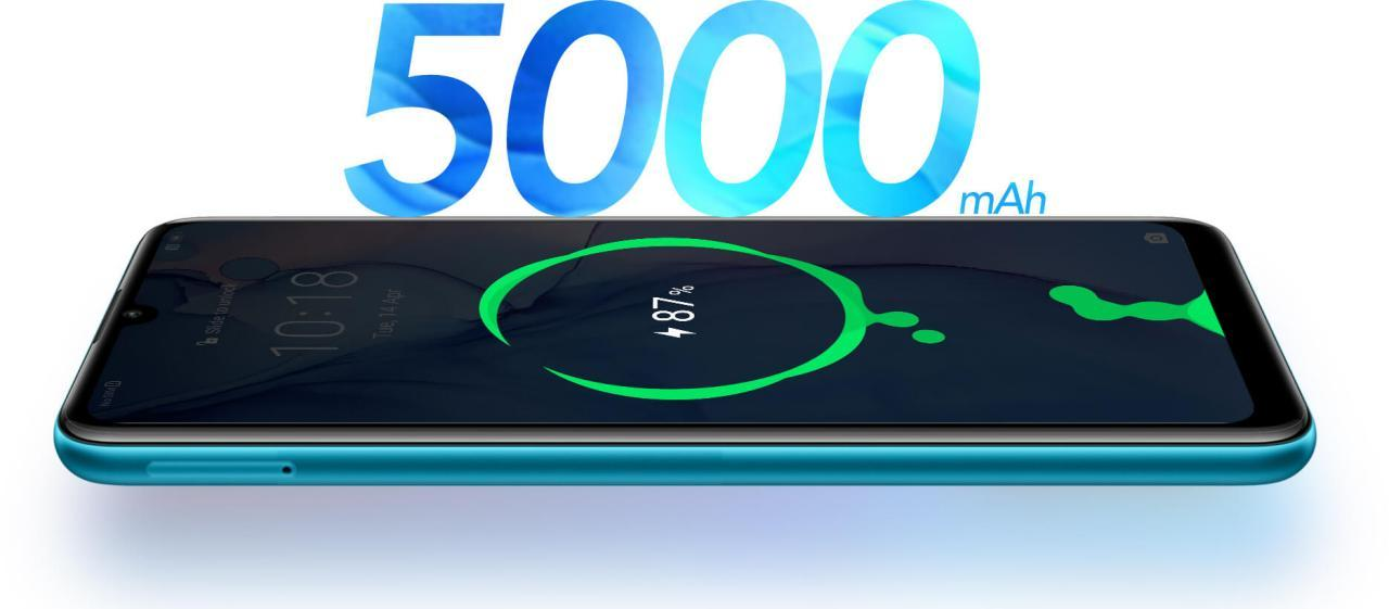 Honor 9A 5000mAh battery