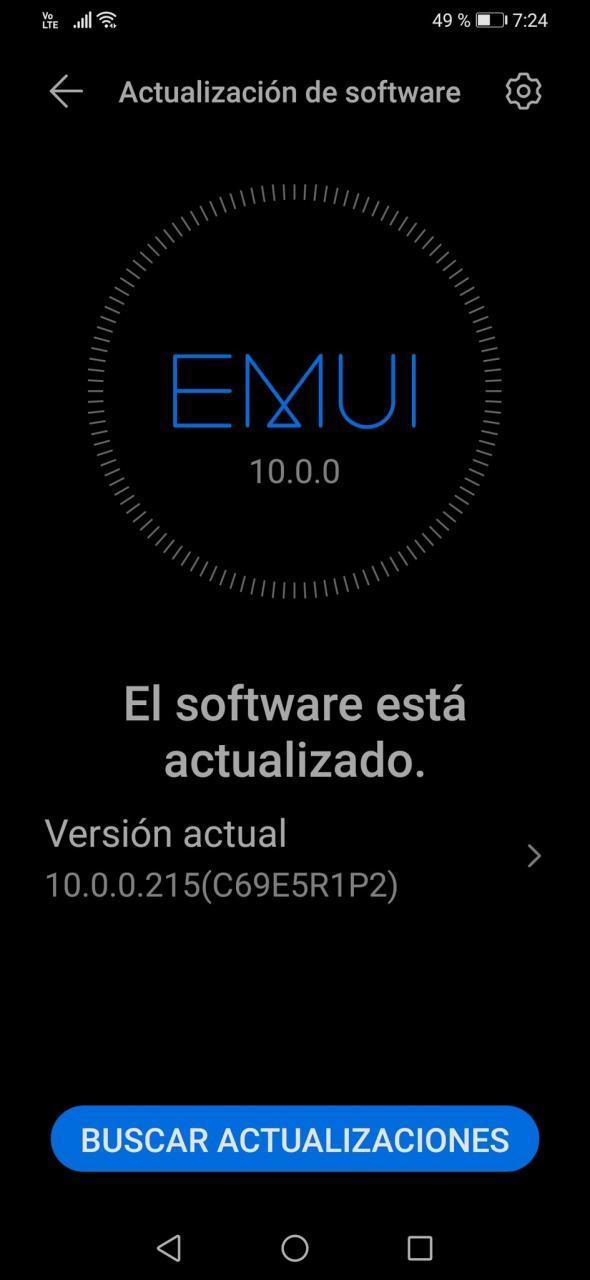 Huawei Y9 Prime 2019 May 2020 Update