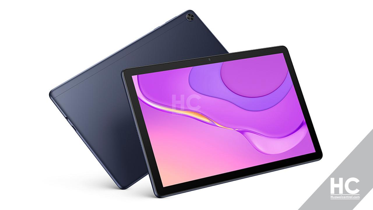 New features along with February 2021 security released for Huawei Enjoy Tablet 2