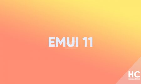 EMUI 11 Image Render Created by Huaweicentral.com