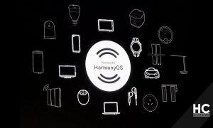 Powered by HarmonyOS
