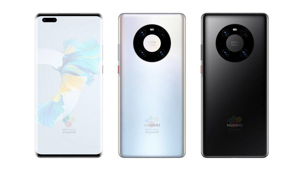 Huawei estende a atualização de segurança de março de 2021 para o Mate 40 Pro 1