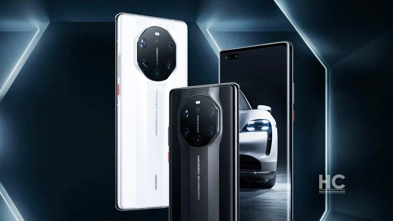 Huawei Mate 40 RS Porsche Design: Specifications, Price and Availability -  Huawei Central