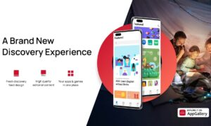 Huawei AppGallery 2021 Design