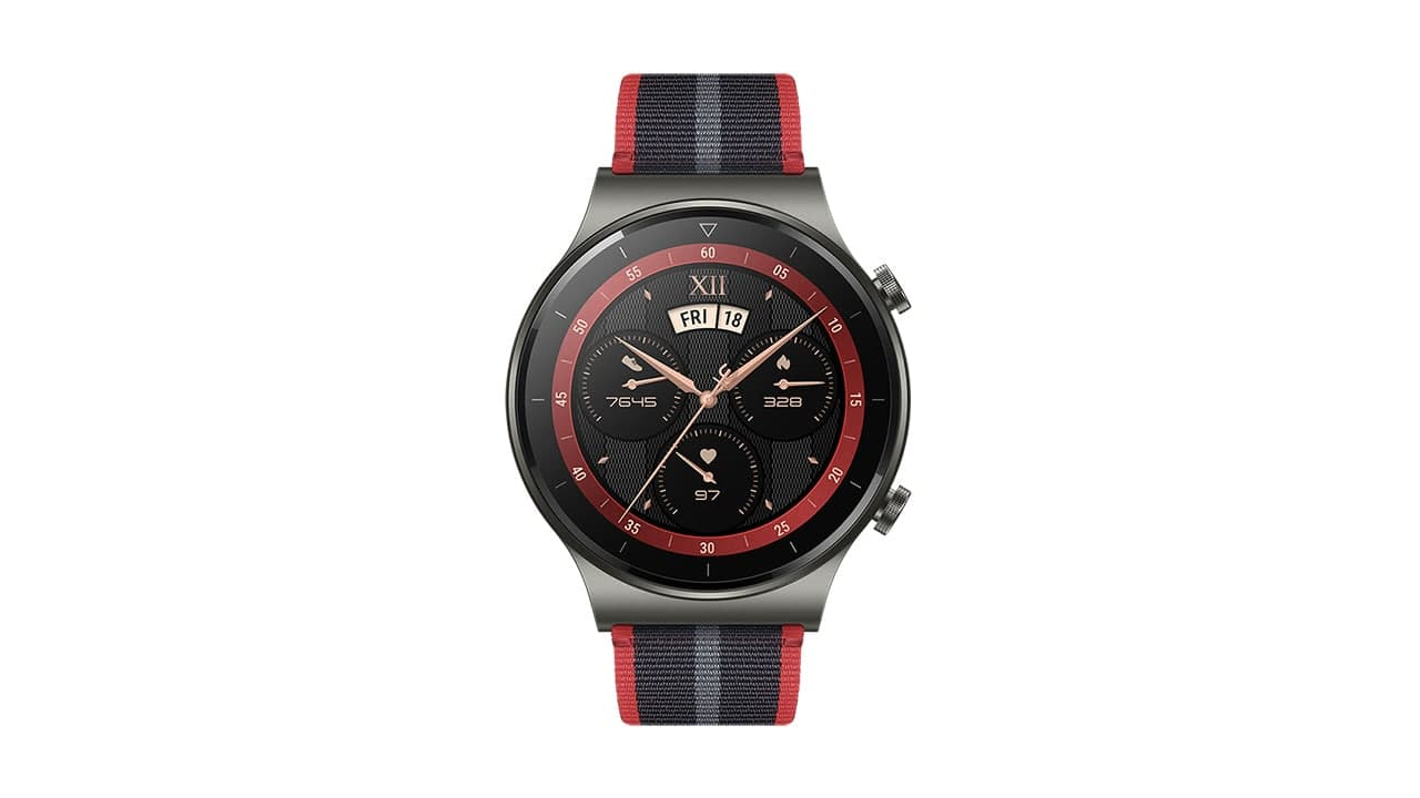 Huawei Watch GT 2 Pro New Year Edition