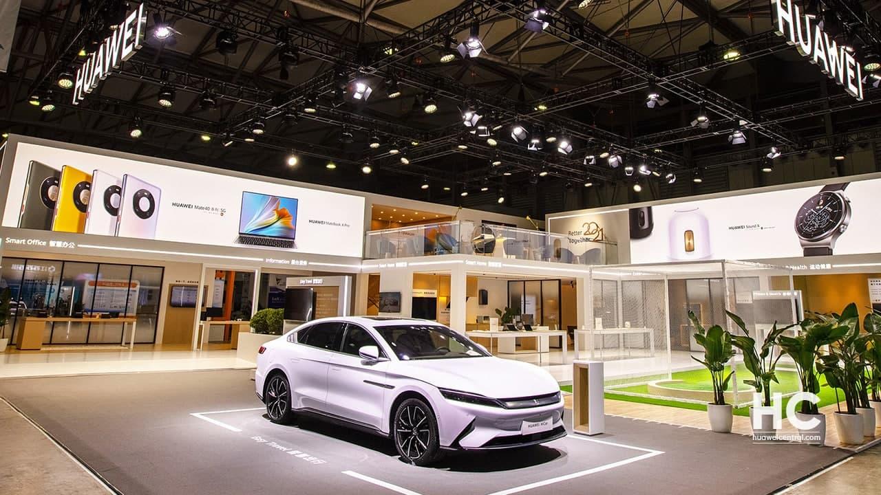 Huawei pode atrapalhar negócios da Tesla mesmo sem construir um carro 1