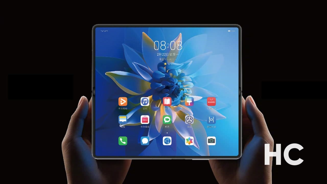 Huawei Mate X2 first software update brings optimizations for camera, foldable display, touch sensitivity and more