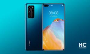 Huawei P40 series